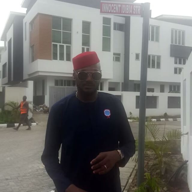 2Face Idibia Reacts As Street Is Named After Him