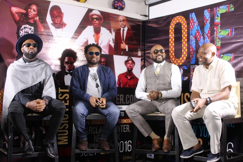One Africa Music Festival-Nigerian Acts