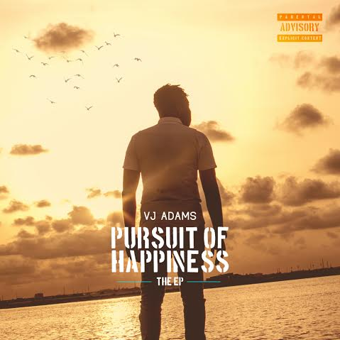 Vj Adams - Pursuit of Happiness Ep