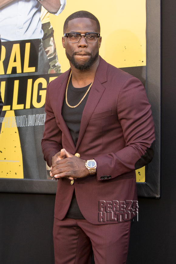 Kevin Hart Lose Luxuries, Half A Million Dollars In House Robbery