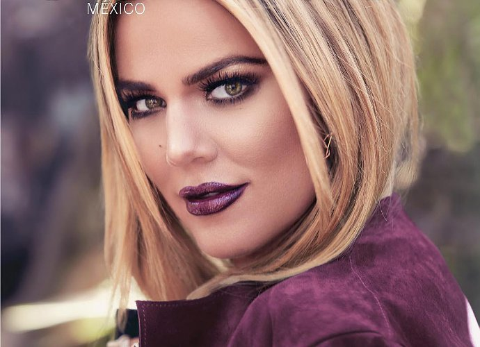 Khloe Kardashian Graces Cover Of Glamour Mexico's July Edition, Looks Very Sexy