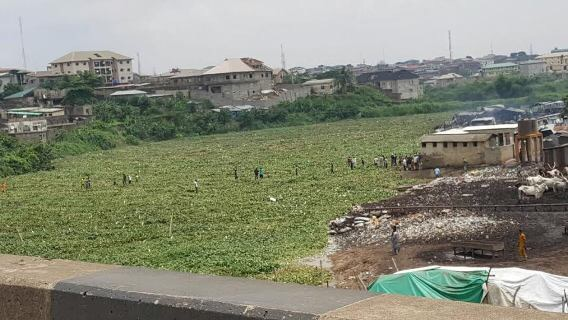 Lagos State Warns Residents To Stay Away From Dried Ogun River