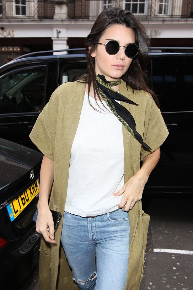 Photos: Kendall Jenner Gets New Look