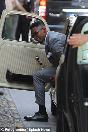 Photos: Samuel Eto'o Gets Married In Italy