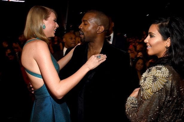 Taylor Swift Replies Kim Kardashian's Comment About Kanye West's Diss Song