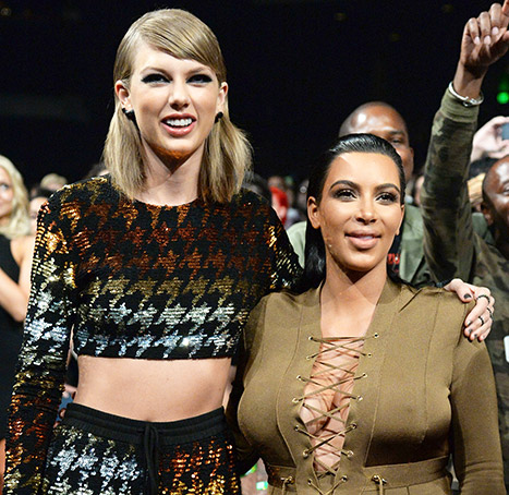 Taylor Swift To Release Diss Song For Kim Kardashian