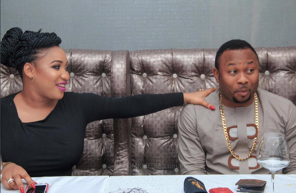 Tonto Dikeh Gets Surprise Birthday Party From Hubby -PHOTOS!