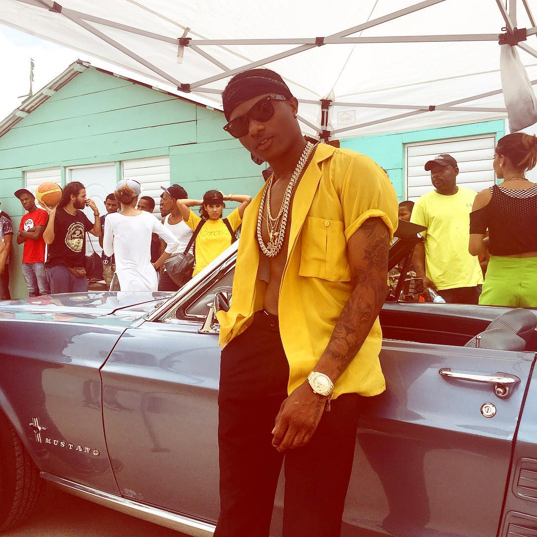 Why Wizkid Is The Best Artiste Nigeria Has Ever Produced